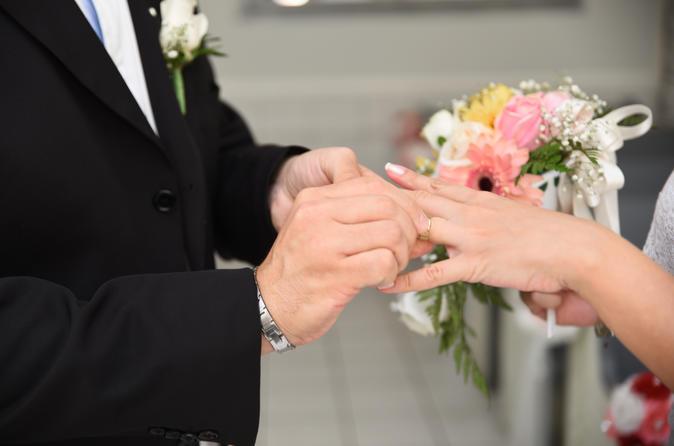 Traditional Wedding Ceremony in Las Vegas