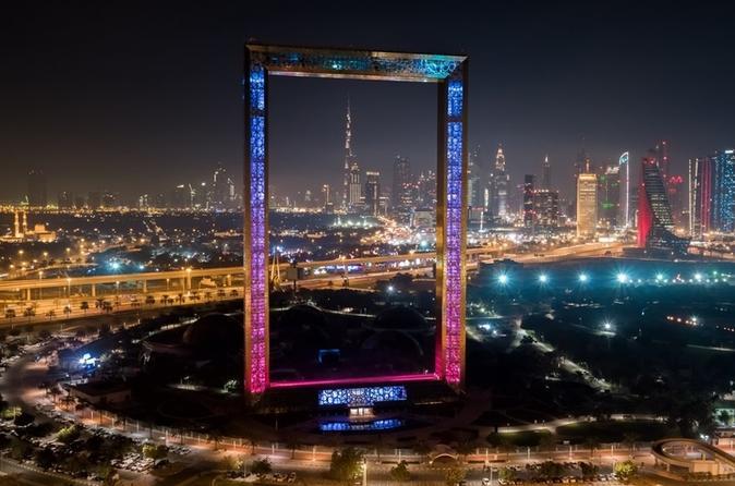 WORLD'S LARGEST FRAME - DUBAI FRAME