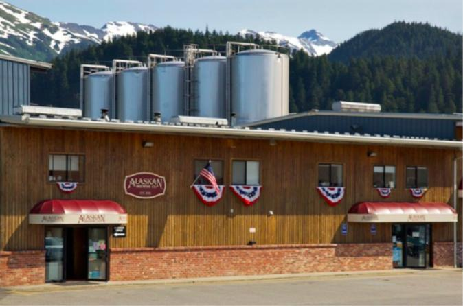 Juneau Shore Excursion: Alaskan Brewery & Tasting Experience