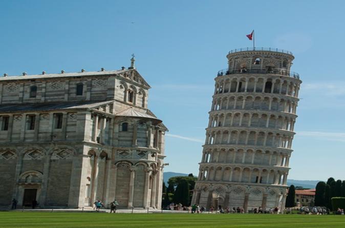 La Spezia Shore Excursion: Small Group Pisa And Florence Highlights Tour