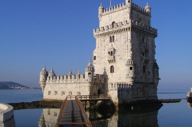 Lisbon Shore Excursion: Half Day Essential Tour With Port Wine