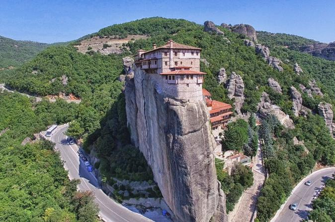 Ancient meteora and holy monasteries tour from kalabaka in kalabaka 279551