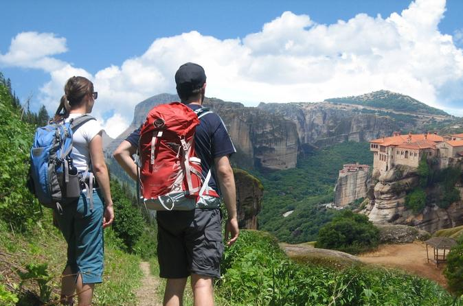 Hiking tour to meteora from kalambaka in kalabaka 322887