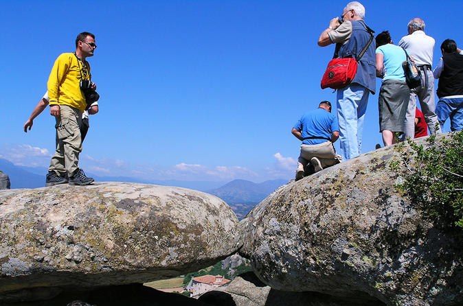 METEORA - 2 Days by Train from Thessaloniki - including 2 Guided Meteora tours - Daily