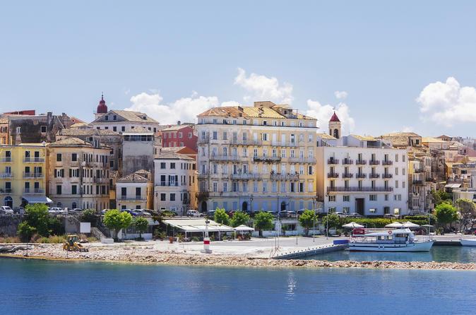 Private Custom Tour: Corfu in a Day