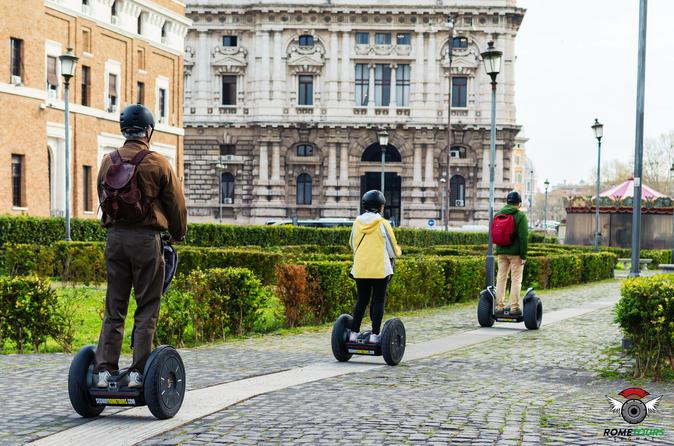 Segway Rome Historic Tour