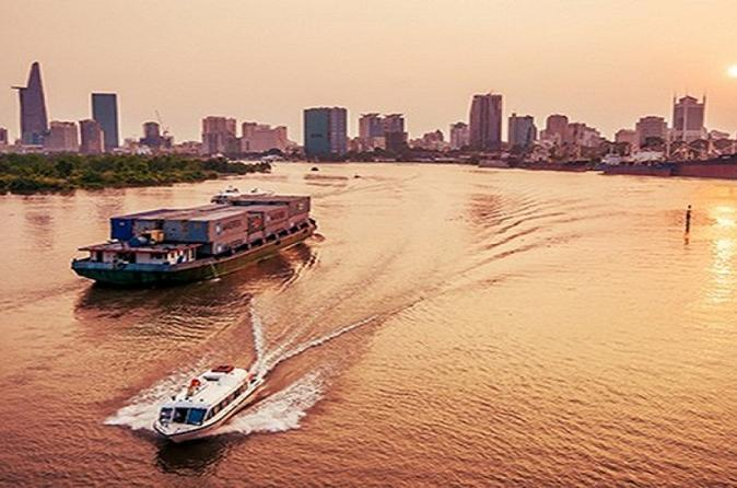 Ho Chi Minh City and Canals Boat Tour in Vietnam Asia