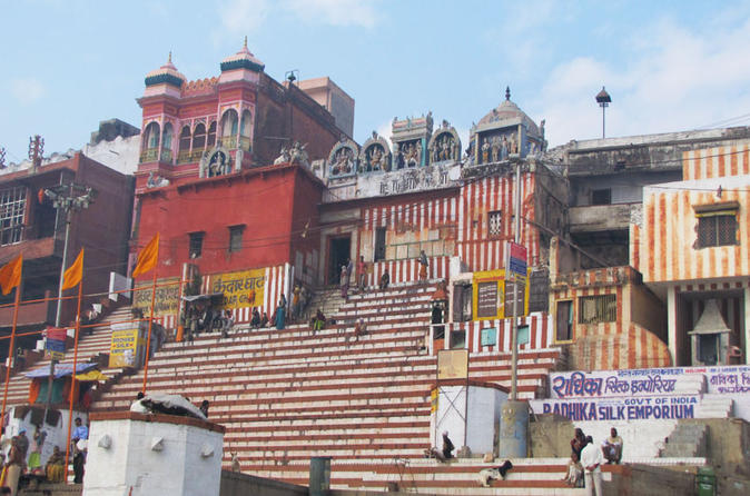 2-Night Private Tour: Spiritual Varanasi Tour