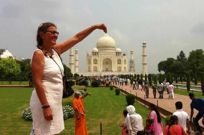 Private 2-Day Agra Tour With Taj Mahal Sunrise from Bangalore