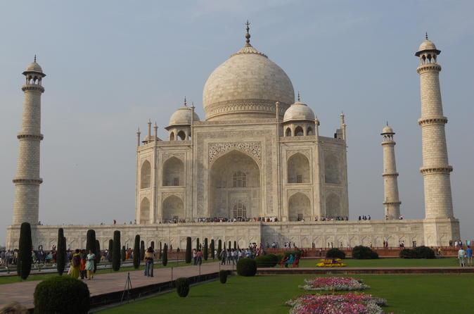 Private Tour: Full-Day Taj Mahal City Tour