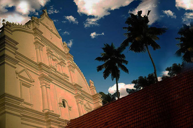 Private Tour: Kochi City Tour of Churches, Chinese Fishing Net and Museum
