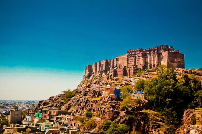Private Tour of Jodhpur and Mandore Gardens with Lunch