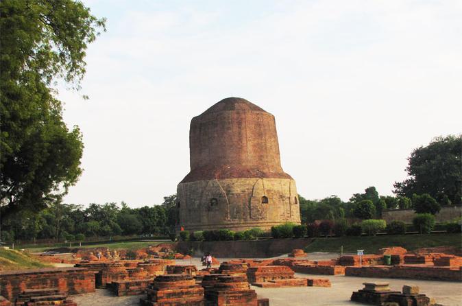 Private Tour: Sarnath Day Tour including Sarnath Museum
