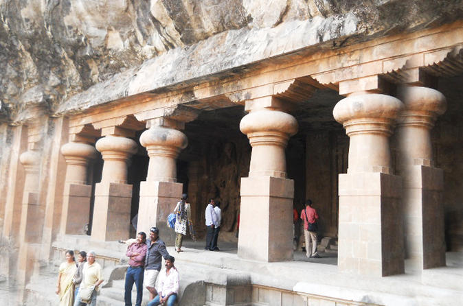 World Famous Ancientness Elephanta Caves Tour with Toy Train Ride