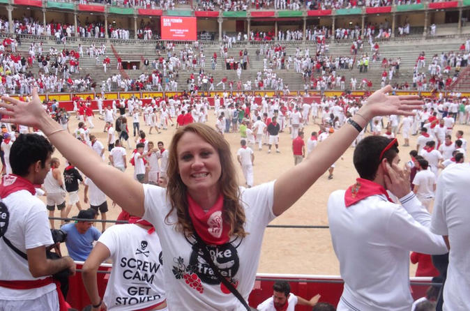 Running of the bulls multi day camping and party in pamplona in pamplona 302617