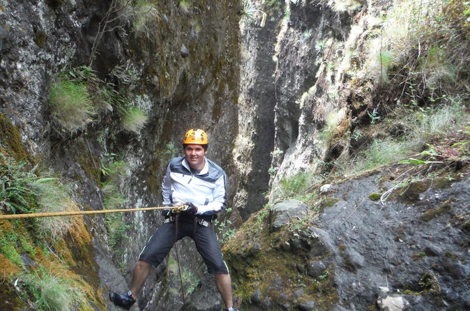 Paso tlahuica canyoning tour in cuernavaca 292916