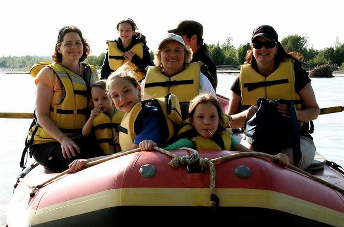 Talkeetna river float trip in talkeetna 214638