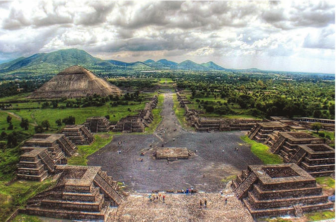 Private City Tour Mexico City -Teotihuacan - Basilica with Photographer