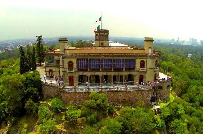 Private Mexico City Tour with Chapultepec Castle Visit