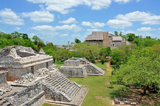 Private Tour: Chichen Itza, Ek Balam Cenote, and Tequila Factory