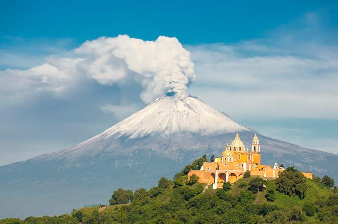 PRIVATE TOUR WITH PHOTOGRAPHER TO PUEBLA AND CHOLULA FROM MEXICO CITY