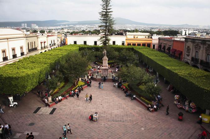 Queretaro and San Miguel de Allende private tour from Mexico City
