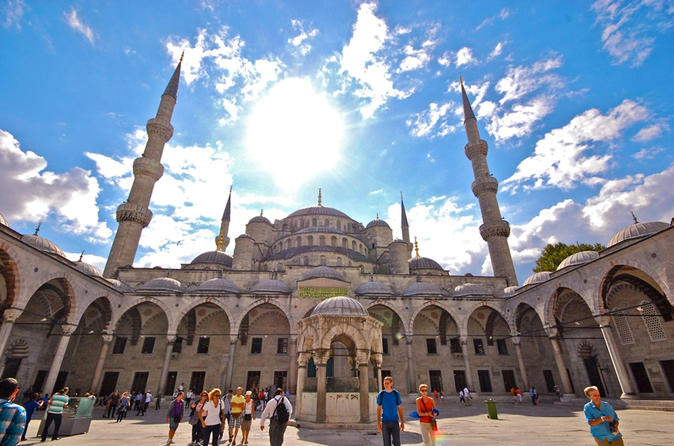 6 Nights Silk Road Turkey Explorer inc Meals guide and transport
