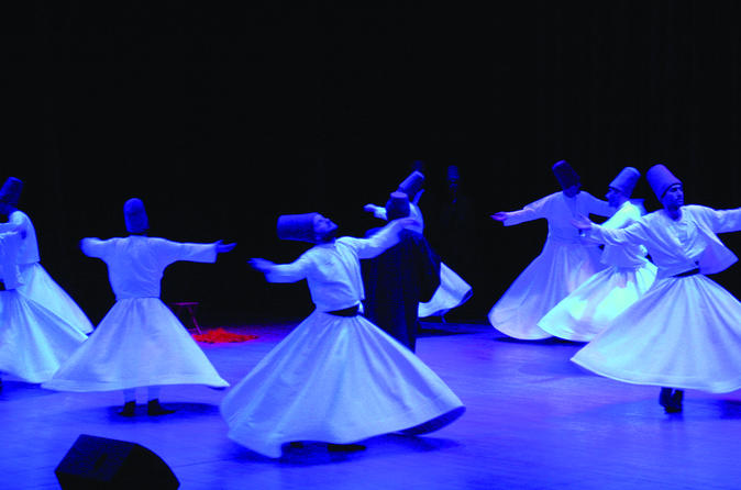 Whirling Dervishes Show From Istanbul
