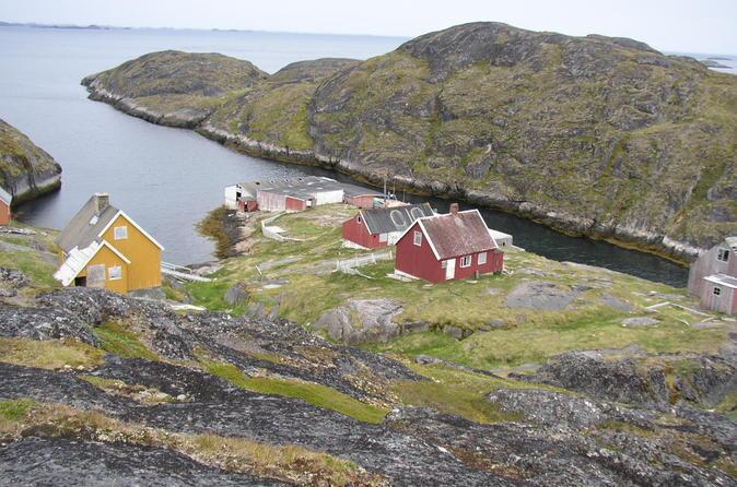 Ancient Settlement Of Kangeq