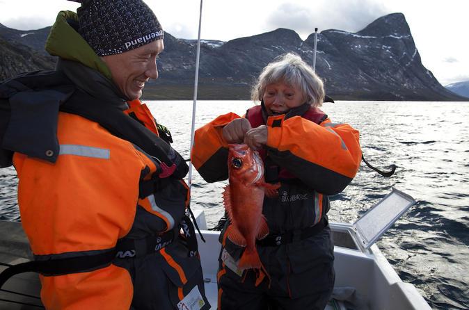 Nuuk Fjord Fishing