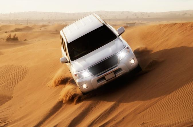 Dubai Desert Safari With Hotel Transfers Included