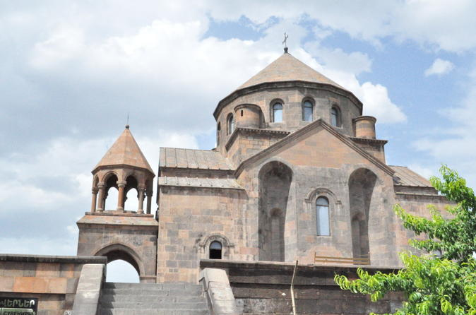 Day tour to echmiatsin cathedral st hripsime and st gayane armenia in yerevan 198449