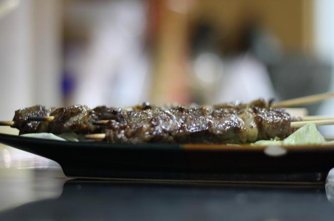 Dinner in Napoli - Meat Menu