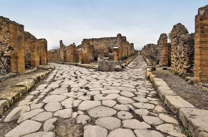 Pompei Excursion from Naples