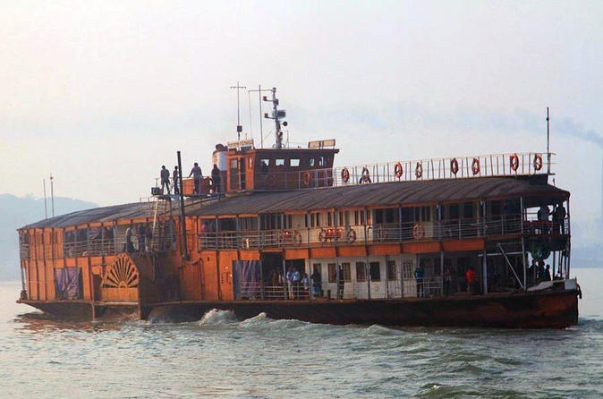 3-Night Paddle Steamer and Backwater River Cruise