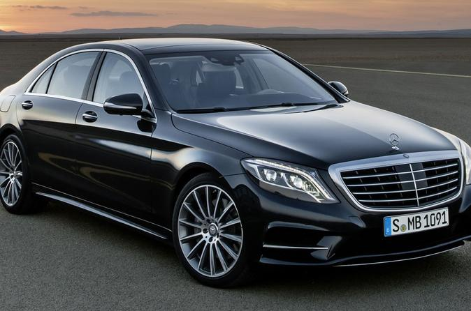 Moscow SVO Airport Luxury Car Private Departure Transfer