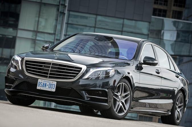 Private Bucharest Airport Arrival Transfer