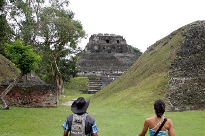 Horseback ride to xunantunich maya ruins including traditional lunch in san ignacio 208114