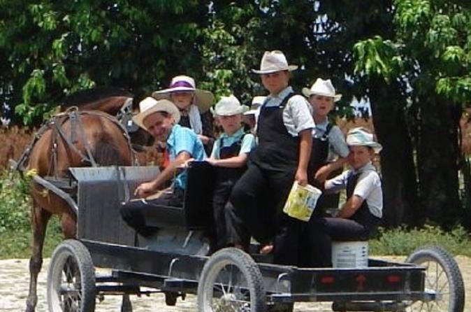 Maya Village and Mennonites of Barton Creek Cultural Tour