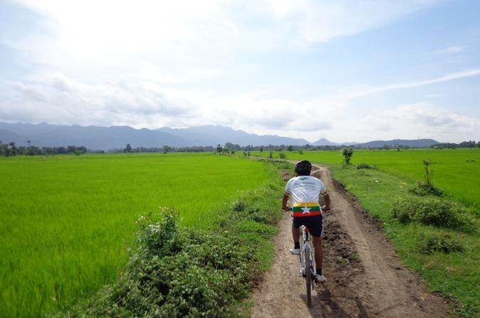 Morning cycling tour in mandalay in mandalay 218145