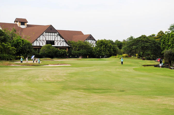 2 Player Golf Package at Vintage Golf Club in Bangkok""