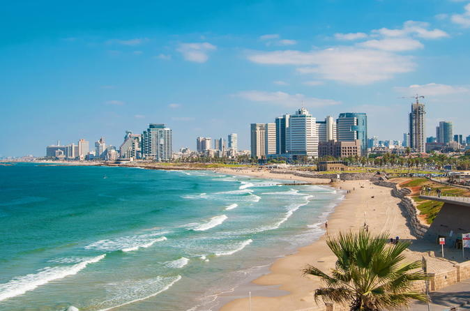 City tour de dia inteiro por Tel Aviv