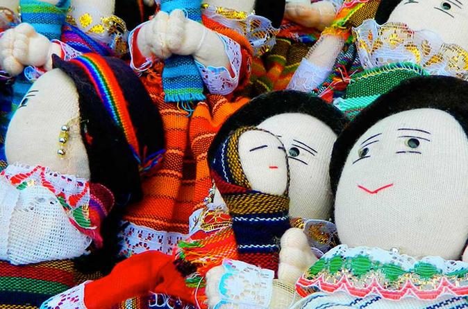 Otavalo Tour with Quito Tour Bus