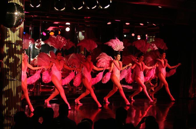 Bangkok Calypso Cabaret Tickets and Transfer