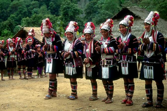 Full Day Fish Cave and Hill Tribe Villages of Mae Hong Son""