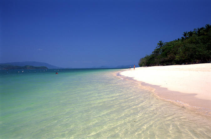 Schnorchelausflug zur Insel Koh Talu