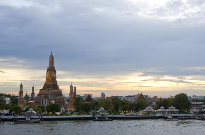 Half-Day Bangkok Klongs and Wat Arun City Tour