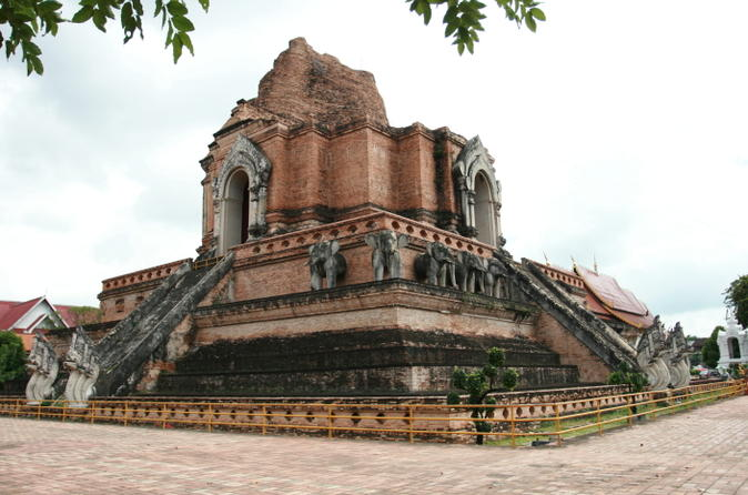 Half-Day City Temples Tour of Chiang Mai