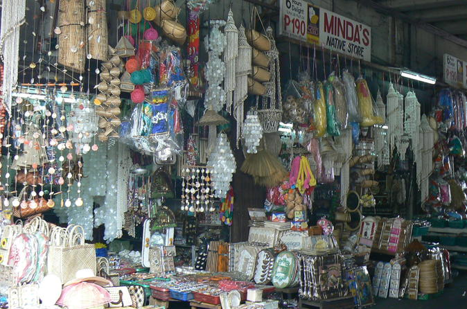 Half-Day Manila Shopping Tour