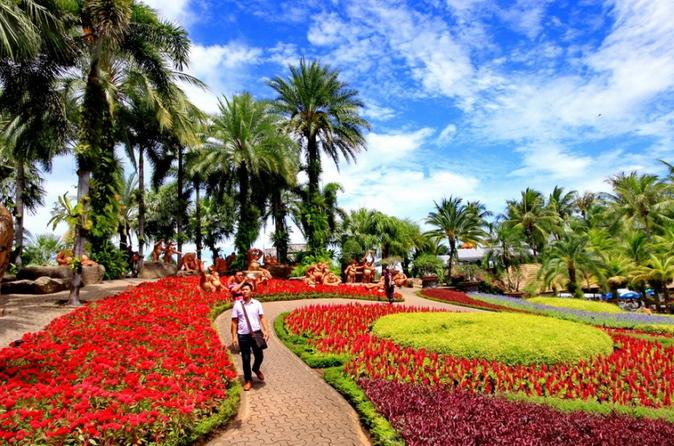 Half-Day Nong Nooch Tropical Botanical Garden from Pattaya